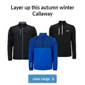 Callaway autumn winter layering 2017