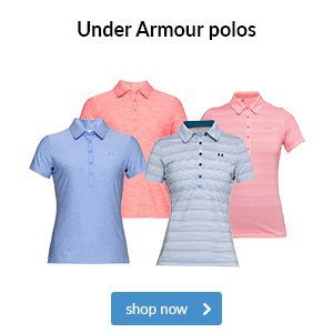 Under Armour Women's Spring Summer Collection